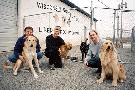 Wisconsin Correctional Liberty Dog Program